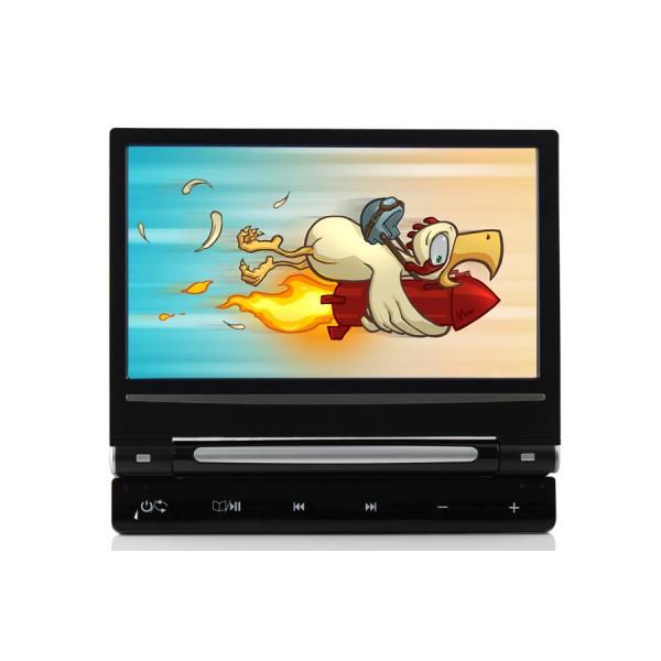 "LCD DVD monitor 9"""
