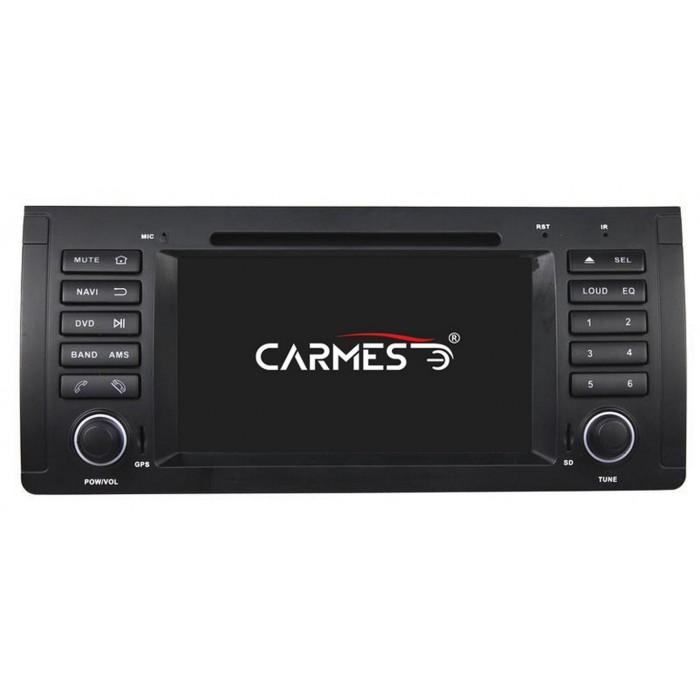 BMW E53 2din autorádio navigace Carmes CRM-7502