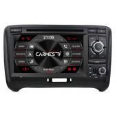 AUDI TT 2din autorádio navigace Carmes CRM-7039 - předváděcí kus