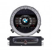 BMW Mini R56 2din autorádio navigace Carmes CRM-7017 - výstavní kus