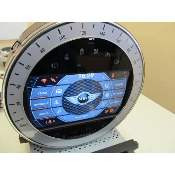 2din autorádio navigace Carmes CRM-7017 pro BMW Mini R56