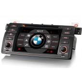 2din autorádio navigace navigace Carmes CRM-7019 pro BMW E46