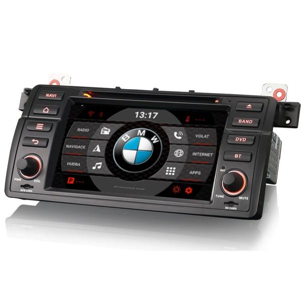 2din autorádio Carmes CRM-7019 BMW E46