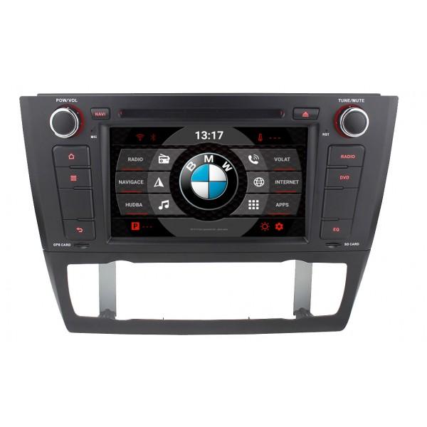 2din autorádio navigace Carmes CRM-7050 pro  BMW 1
