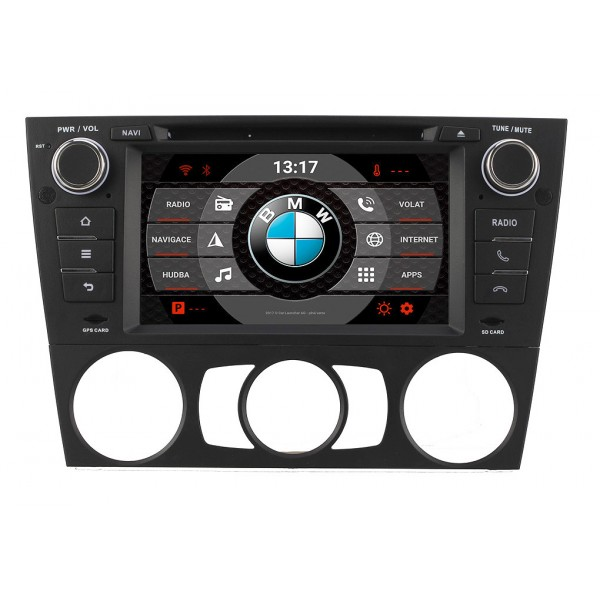 2din autorádio Carmes CRM-7109 BMW E90