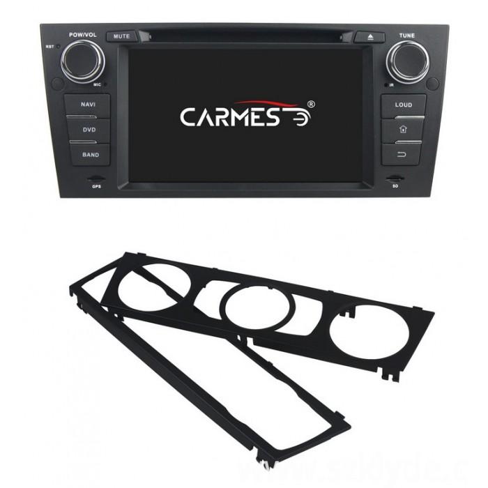 BMW E90 2din autorádio navigace Carmes CRM-7213