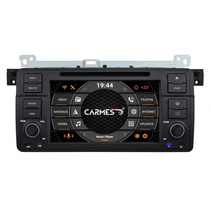 BMW E46 2din autorádio navigace Carmes CRM-7503