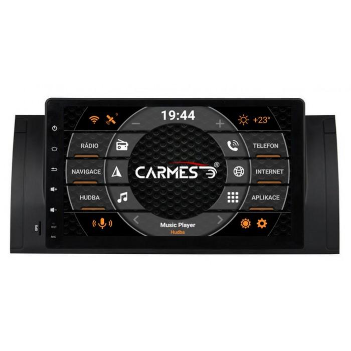 BMW E53 a E39 2din autorádio navigace Carmes CRM-9505