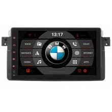 2din autorádio navigace Carmes CRM-9506 pro BMW E46