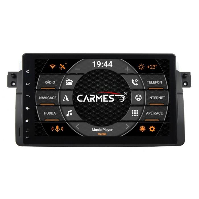 BMW E46 2din autorádio navigace Carmes CRM-9506
