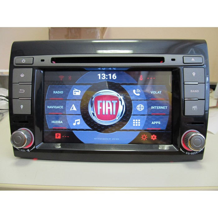 FIAT Bravo 2din autorádio navigace Carmes CRM-7011
