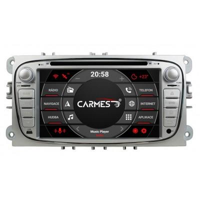 Ford Mondeo, Focus 2din autorádio navigace Carmes CRM-7052