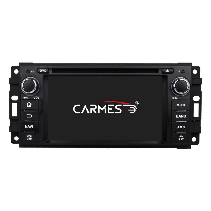 JEEP 2din autorádio navigace Carmes CRM-6235