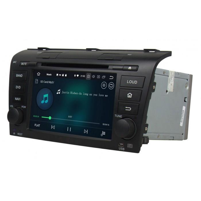 MAZDA 3 2din autorádio navigace Carmes CRM-7003