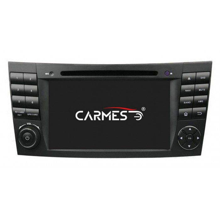 MERCEDES-BENZ E, CLS, G 2din autorádio navigace Carmes CRM-7001