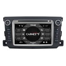 MERCEDES-BENZ Smart 2din autorádio navigace Carmes CRM-7221