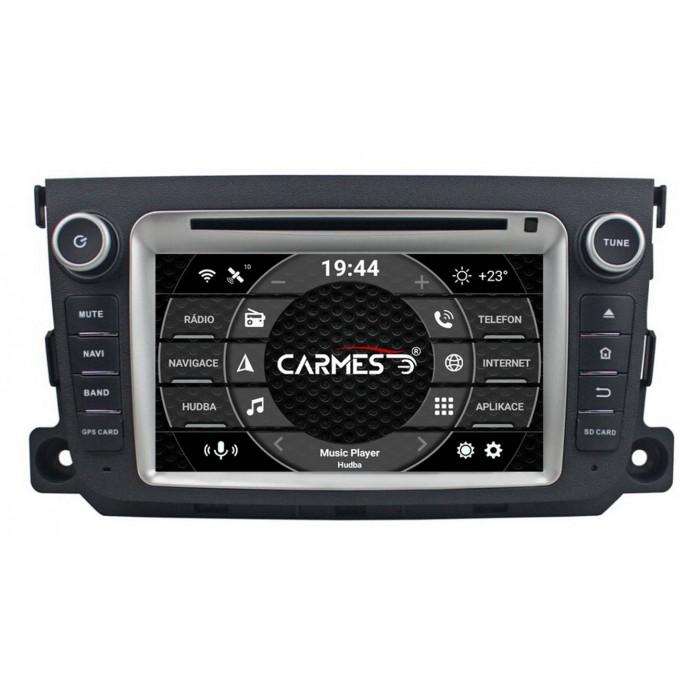 2din autorádio navigace Carmes CRM-7221 pro Smart