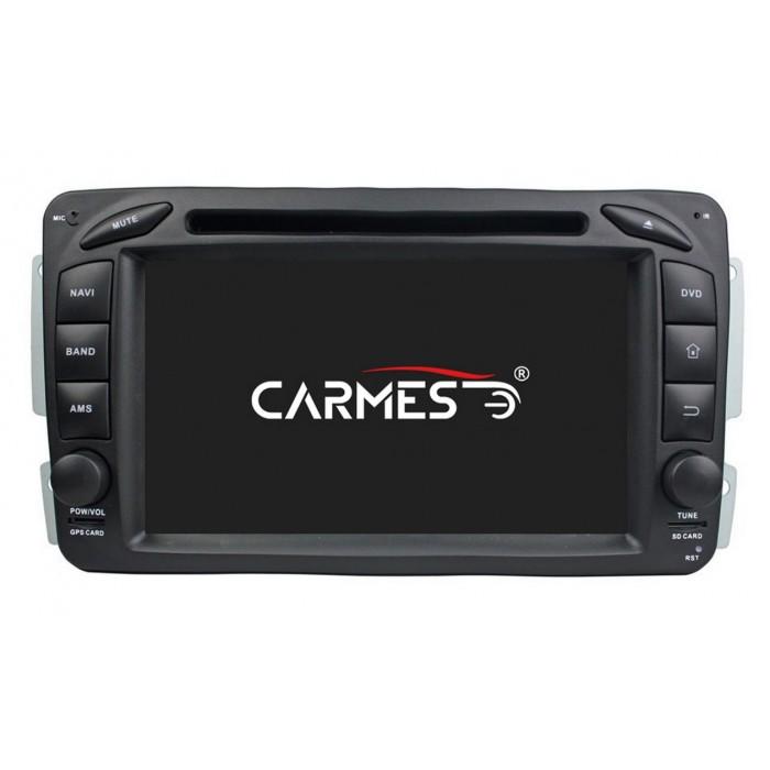 MERCEDES-BENZ C, CLK, Vito, Viano 2din autorádio navigace Carmes CRM-7216