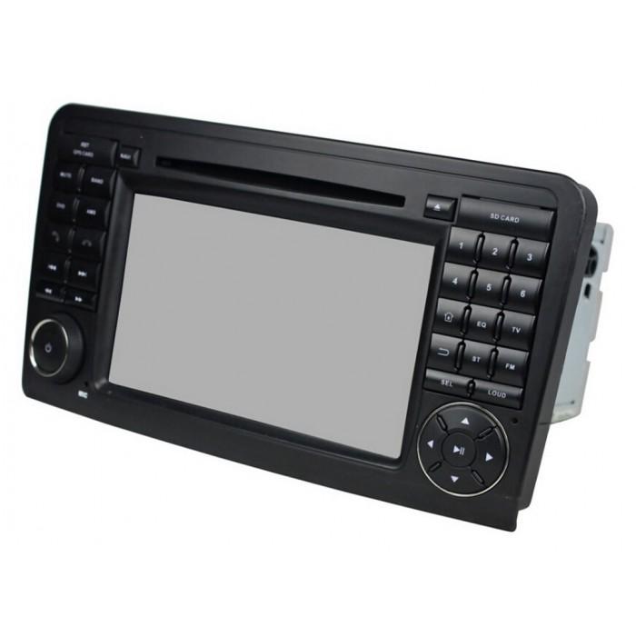 MERCEDES-BENZ GL, ML 2din autorádio navigace Carmes CRM-7219