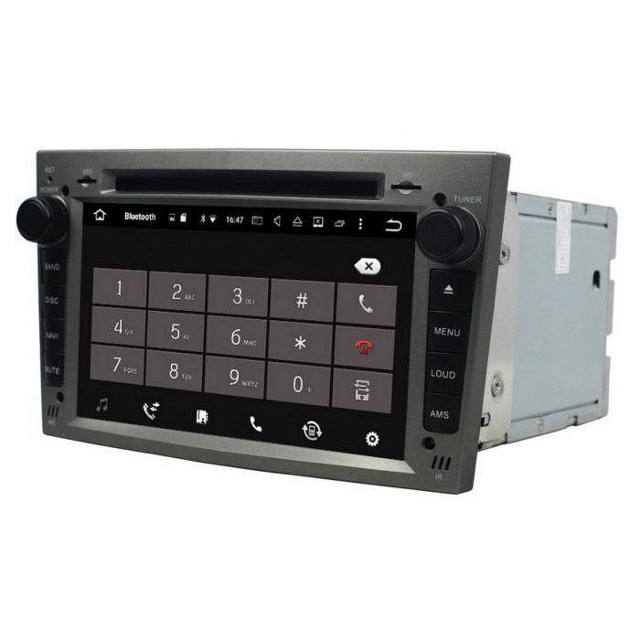 OPEL 2din autorádio navigace Carmes CRM-7408