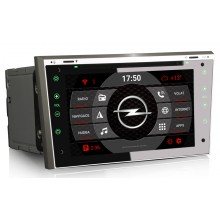 2din autorádio navigace Carmes CRM-7686 pro OPEL
