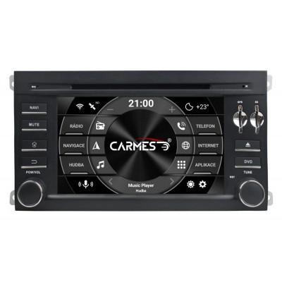 PORSCHE Cayenne 2din autorádio navigace Carmes CRM-7222