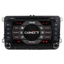 2din autorádio navigace Carmes CRM-7008 pro SEAT