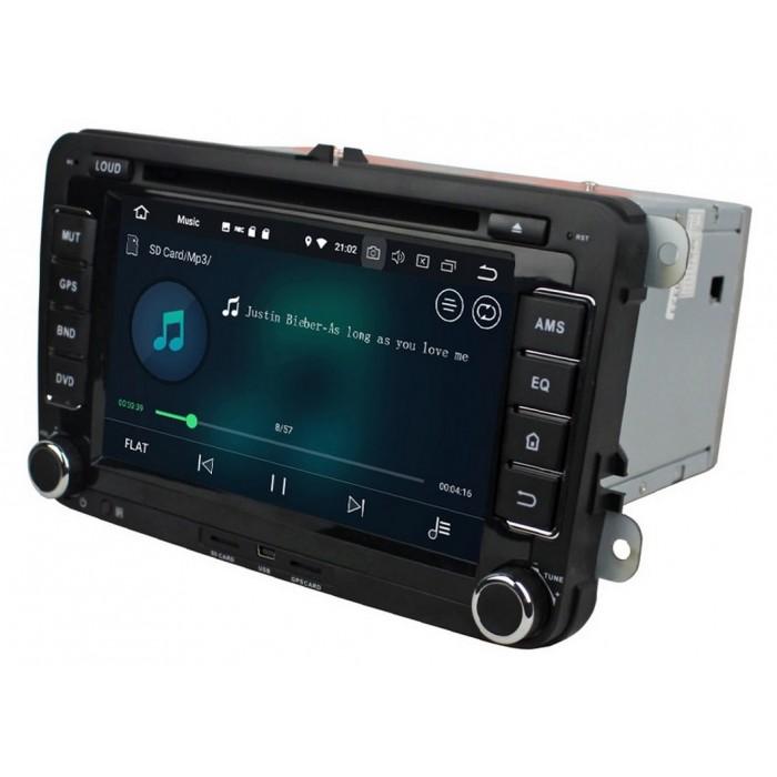 SEAT 2din autorádio navigace Carmes CRM-7008