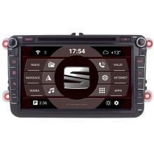2din autorádio navigace Carmes CRM-8405 pro SEAT