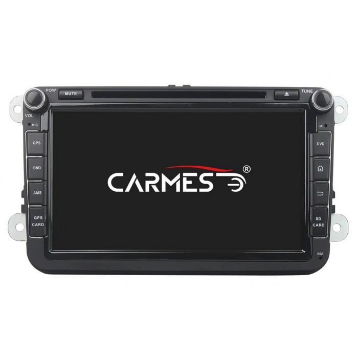 SEAT 2din autorádio navigace Carmes CRM-8019