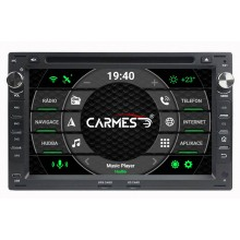 2din autorádio navigace Carmes CRM-7009 pro ŠKODA