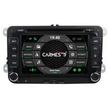 2din autorádio navigace Carmes CRM-7008 pro ŠKODA