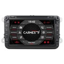 Volkswagen 2din autorádio navigace Carmes CRM-8019
