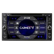 TOYOTA 2din autorádio navigace Carmes CRM-6957