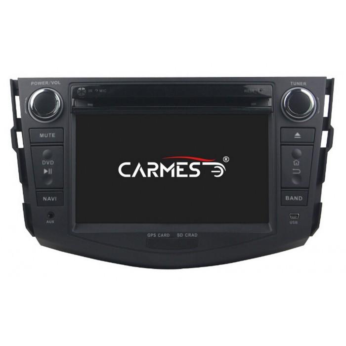 TOYOTA RAV4 2din autorádio navigace Carmes CRM-7606