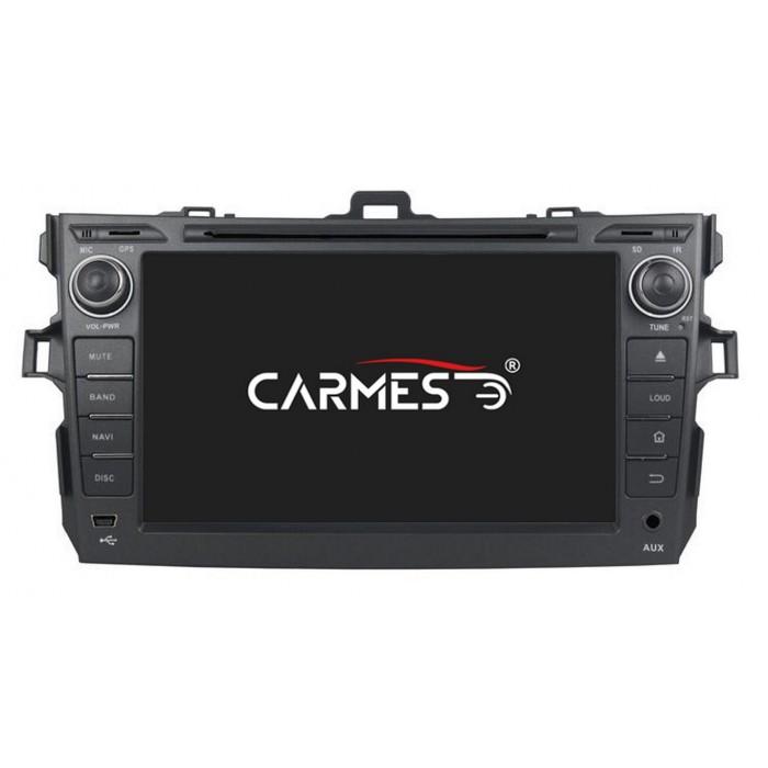 TOYOTA Corolla, Auris 2din autorádio navigace Carmes CRM-8010