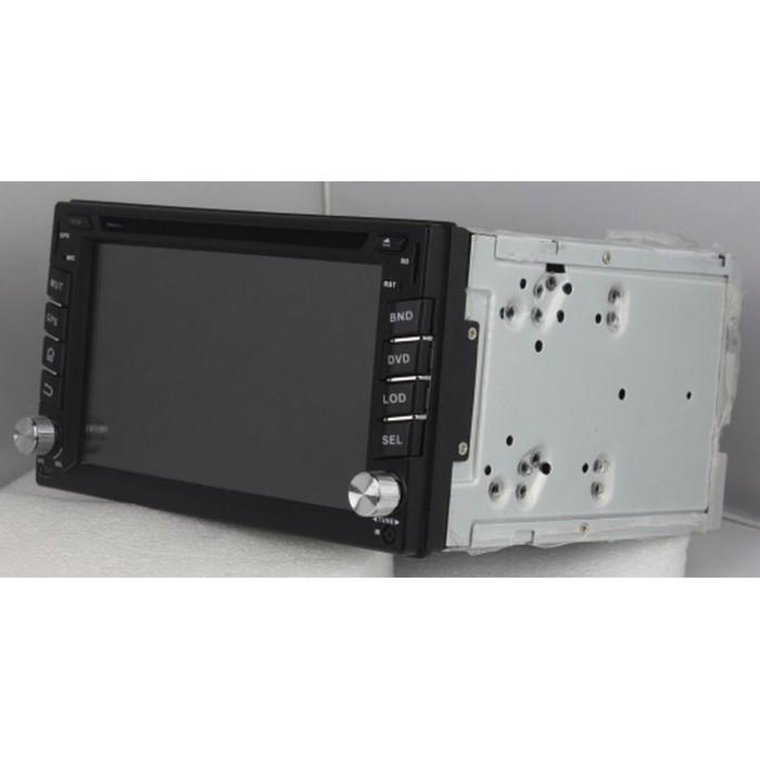 Univerzální 2din autorádio navigace Carmes CRM-6963