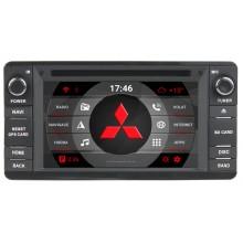 2din autorádio navigace Carmes CRM-6010 pro MITSUBISHI