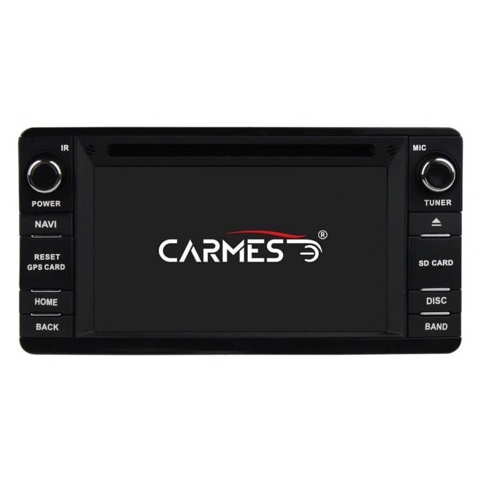 MITSUBISHI 2din autorádio navigace Carmes CRM-6243