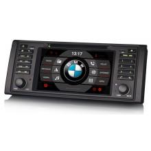 2din autorádio navigace Carmes CRM-7501 pro BMW E39