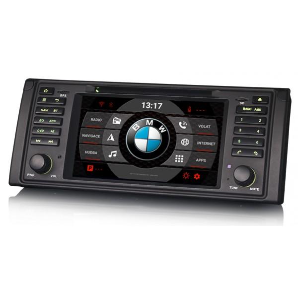 2din autorádio navigace Carmes CRM-7053 pro BMW E39