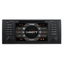 BMW E39 2din autorádio navigace Carmes CRM-7501