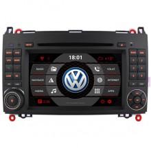 2din autorádio navigace Carmes CRM-7682 pro VW Crafter