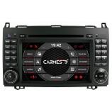 2din autorádio navigace Carmes CRM-7002 pro VW Crafter