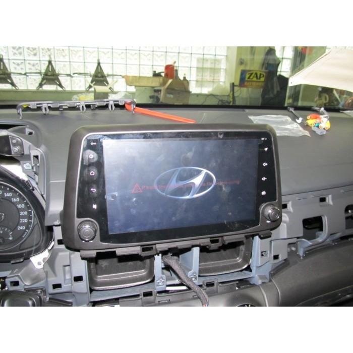 2din autorádio navigace Carmes CRM-9517 pro HYUNDAI Kona 2017+