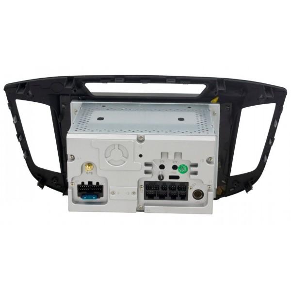 2din autorádio navigace Carmes CRM-1080 pro HYUNDAI ix25 2014-2015