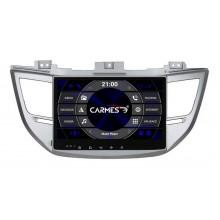 2din autorádio navigace Carmes CRM-1083 pro HYUNDAI Tucson 2015-2018