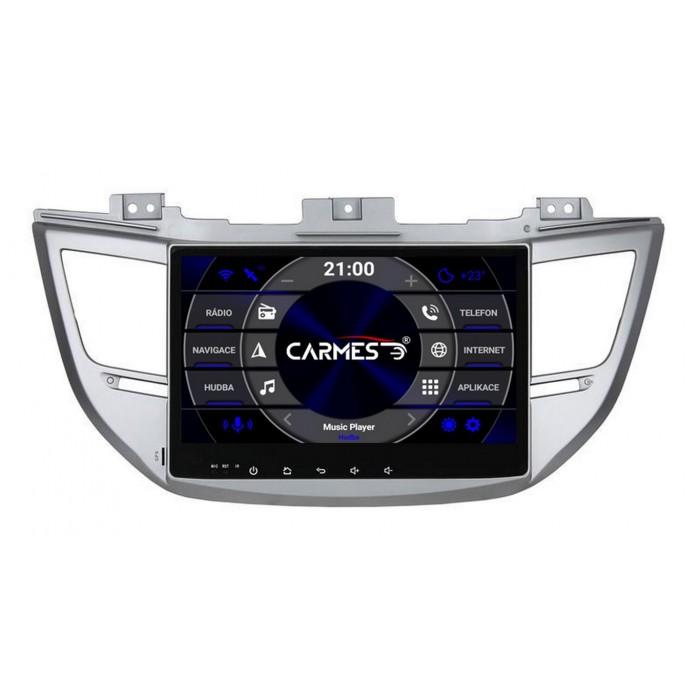 HYUNDAI Tucson 2015-2018 2din autorádio navigace Carmes CRM-1083