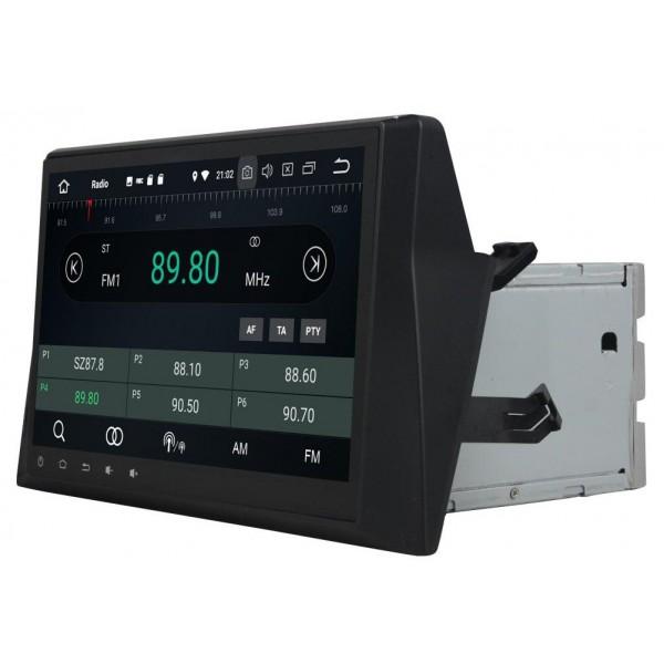 2din autorádio navigace Carmes CRM-1059 pro HONDA Accord 2008-2012