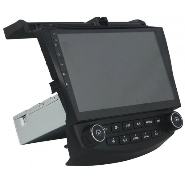2din autorádio navigace Carmes CRM-1218 pro HONDA Accord 2003-2007